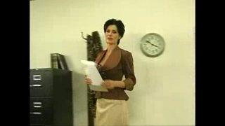 Shauna O'Brien – Secretary Striptease