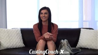 Casting Couch-X Shy girl wants to be get fucked…