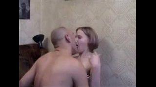 Polish amateur threesome #3
