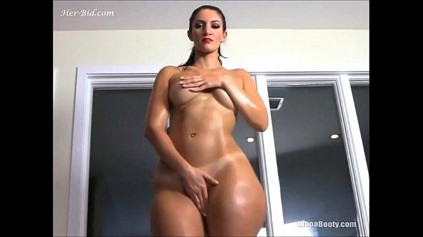 Naked big ass
