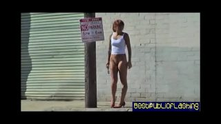Annabelle – Joyful Public Exhibitionist pt. 1