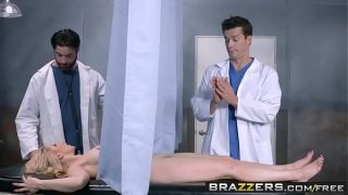Brazzers – Doctor Adventures –  Shes Crazy For Cock Part 2 scene starring Ashley Fires, Charles Dera