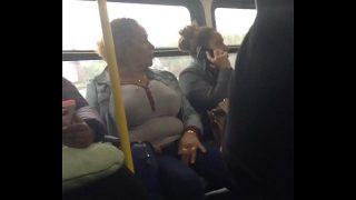 Milf Bus Voyeur