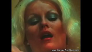 Classic Pornstars Seka Vs John Holmes