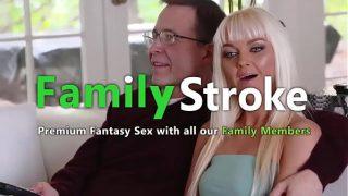 Yoga Mom Fucked in Work Out – FamilySTROKE.net HD Porn