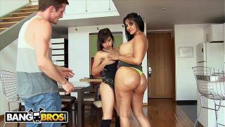 BANGBROS – Big Colombian Asses Threesome With Cielo and Yenny Contreras – 1 of 3