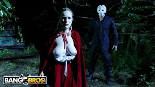 BANGBROS – Ch-ch-check Out This Special Halloween Episode Featuring Kara Lee and J-Mac