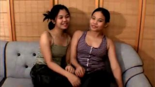 Amateur threesome 2 young asian girls fucking a lucky guy xxxcamtv.com